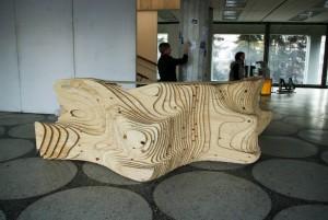 Инсталляция Mono1 во Дворце Искусств