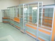 Аптека витрины производство Трейд-лайн-Дизайн