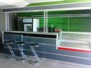 Барная стойка в центре гребли  г.Минск производство и дизайн Трейд-Лайн-Дизайн 3