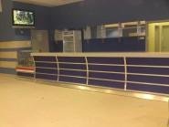 Барная стойка производства Трейд-Лайн-Дизайн в Минск-Арена