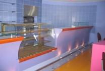 Барная стойка производства Трейд-Лайн-Дизайн пиццерия Нарочь