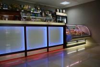 De Rigo  и барная стойка магазин Славянский поставка Трейд-Лайн-Дизайн