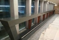смотровая стойка ВИП Ложа стадион Динамо производство Трейд-Лайн-Дизайн 1